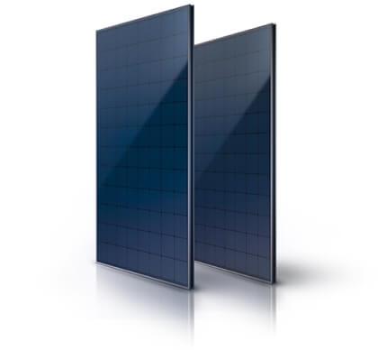Saving with solar power